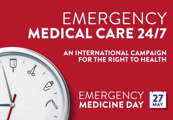 Emergency Medicine Day - 27 may 2019